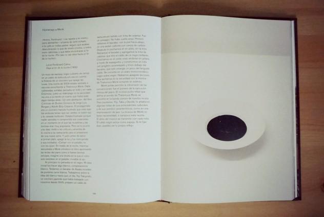 Homenaje a Monk del libro Nunca Confíes en un Chef Italiano - by Massimo Bottura
