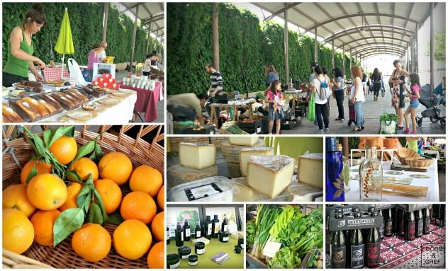 Mercado Agroecológico de Rivas Vaciamadrid - by BeaChan