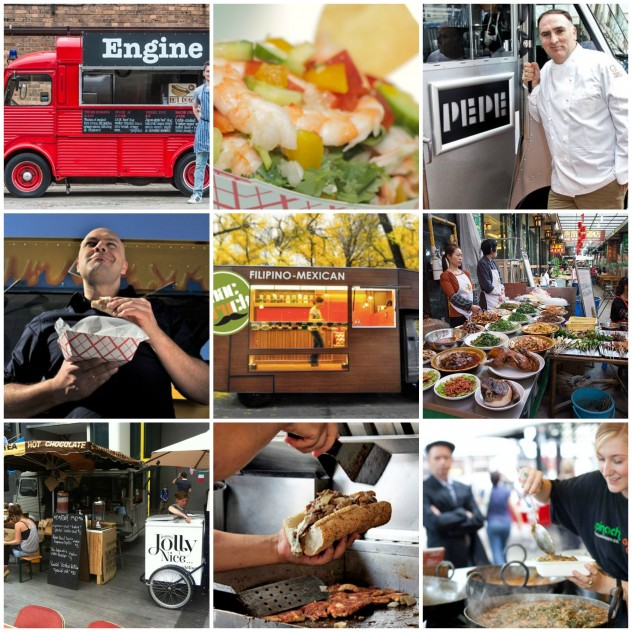 Street food - imágenes de Internet