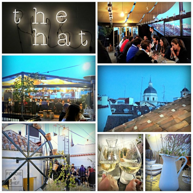 Terraza de The Hat - by BeaChan