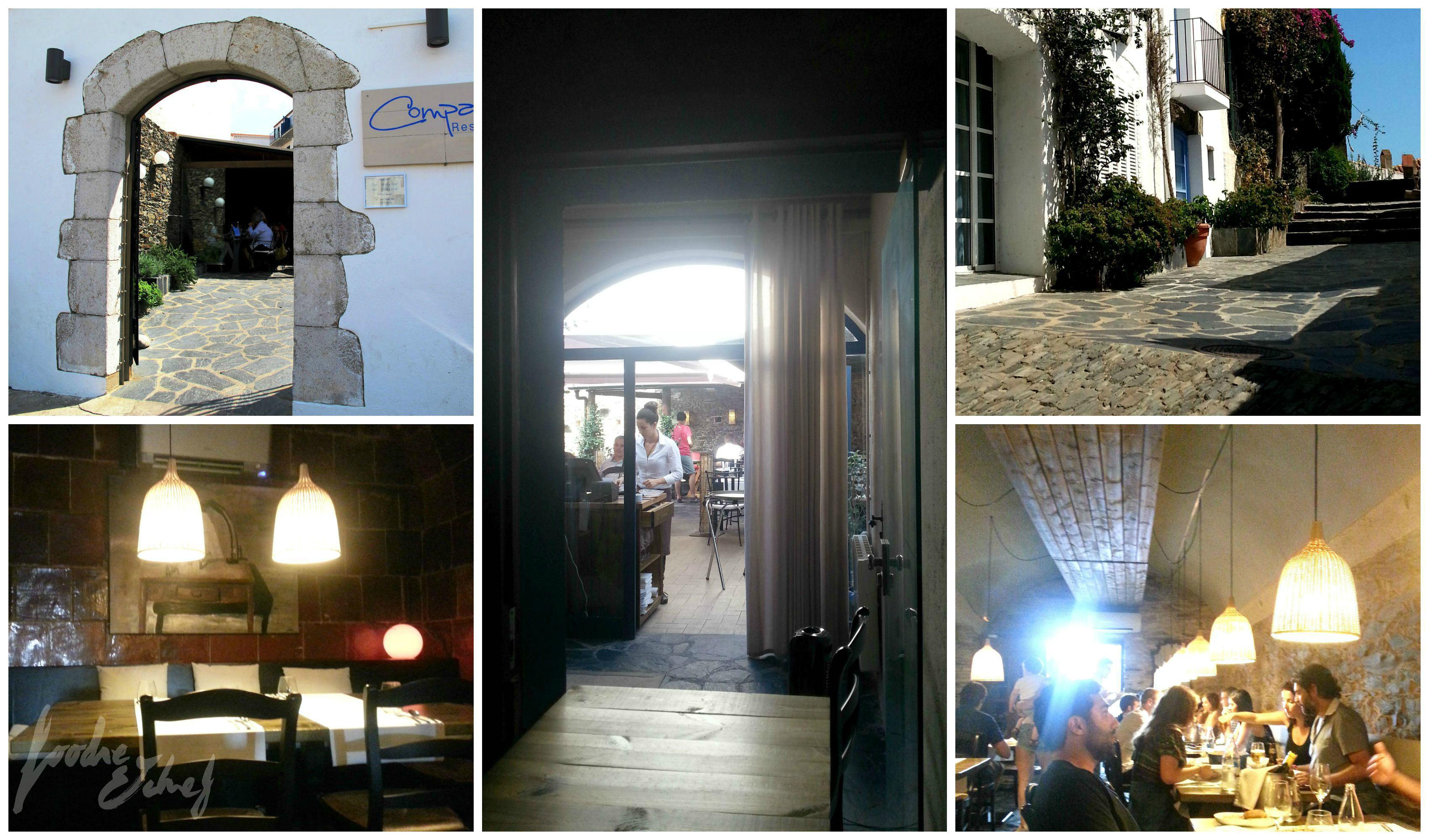 Restaurante Compartir en Cadaqués - by BeaChan