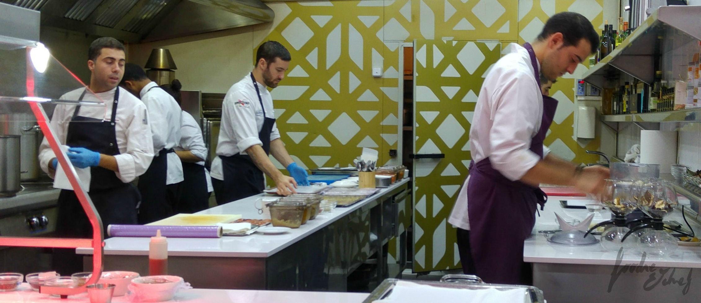 Coque donde todo comienza foodie chef for Todo para la cocina