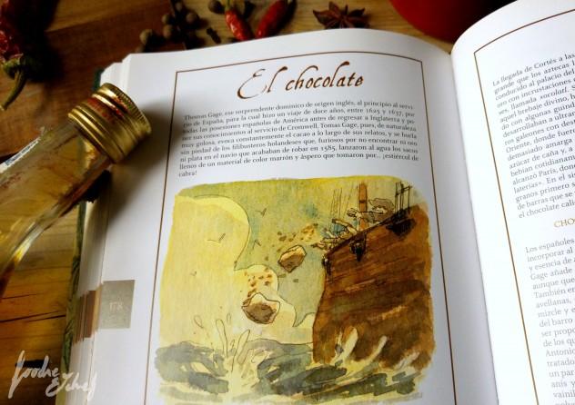 Los piratas conquistaron hasta los postres - by BeaChan
