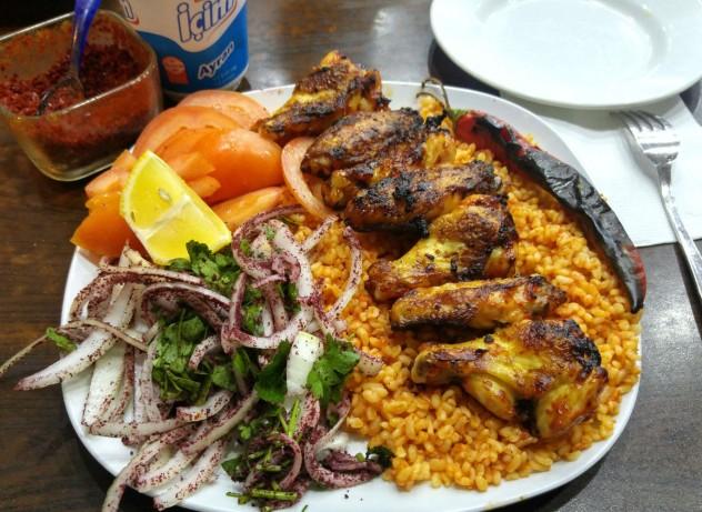 Un kebab de los suyos, y de los míos!! - by BeaChan